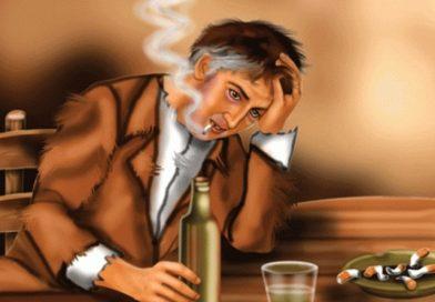 Alkol ve Sigara Sağlığın Düşmanı